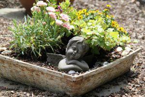Wiosna na grobie